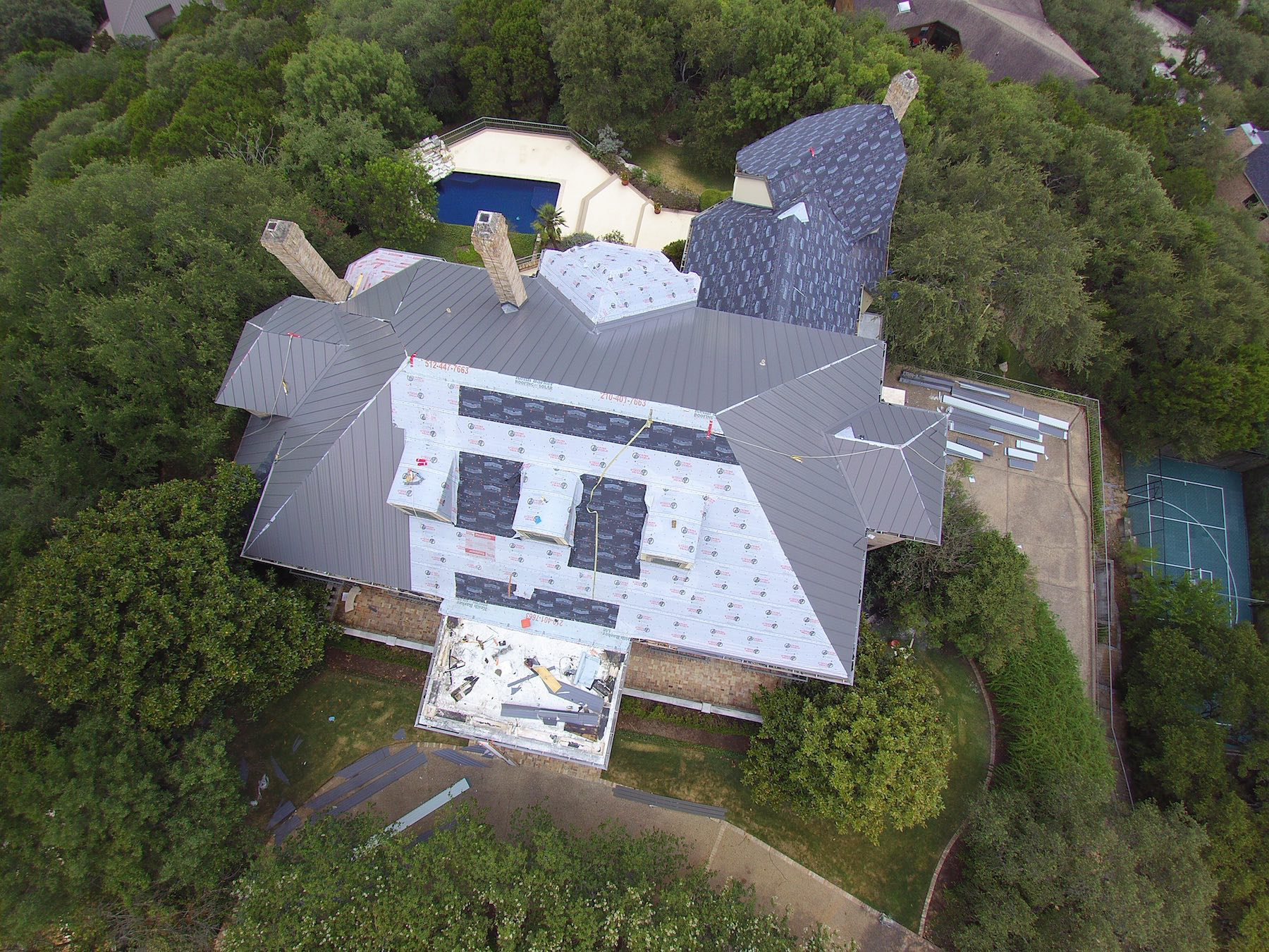 360 Roofing Services Austin San Antonio Tx
